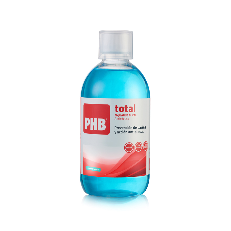 Enjuague Bucal PHB® Total Plus