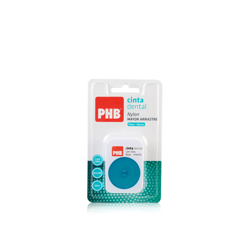Cinta Dental PHB® Flúor-Menta