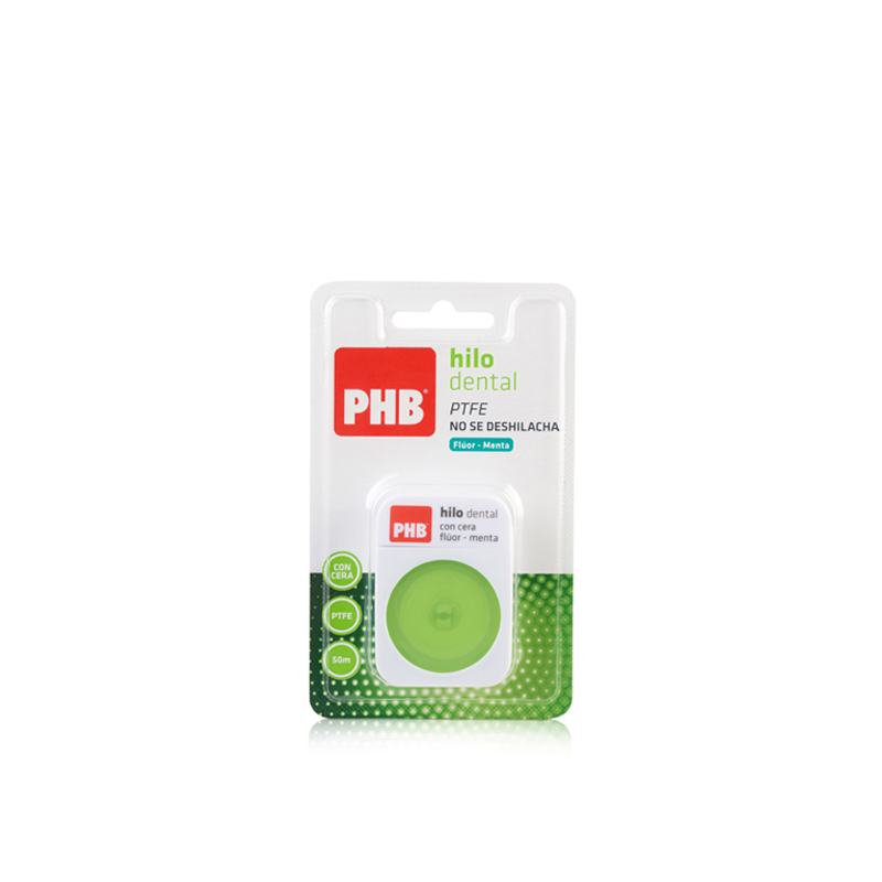Hilo Dental PHB®Flúor-Menta
