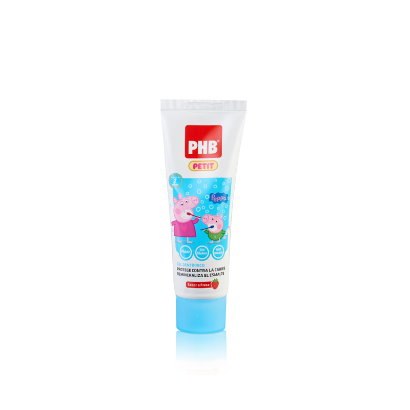 Gel PHB® Petit 75ml Peppa Pig